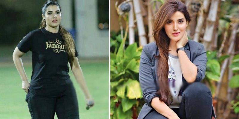 معروف اداکارہ حریم فاروق نے 33 کلووزن کم کر لیا
