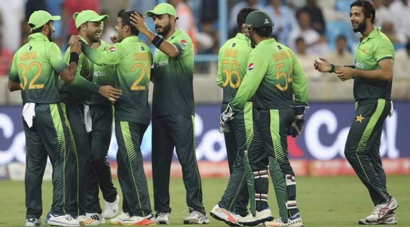 پاکستان نے ٹاس جیت سری لنکا کو بیٹنگ کی دعوت دیدی