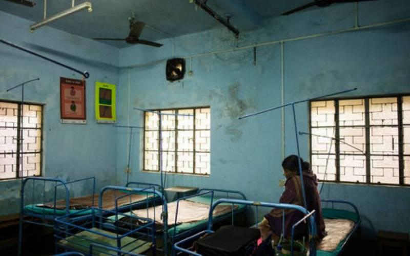 بھارتی ہسپتال میں خاتون کے گلے سے سونے کی زنجیر چوری ہو گئی