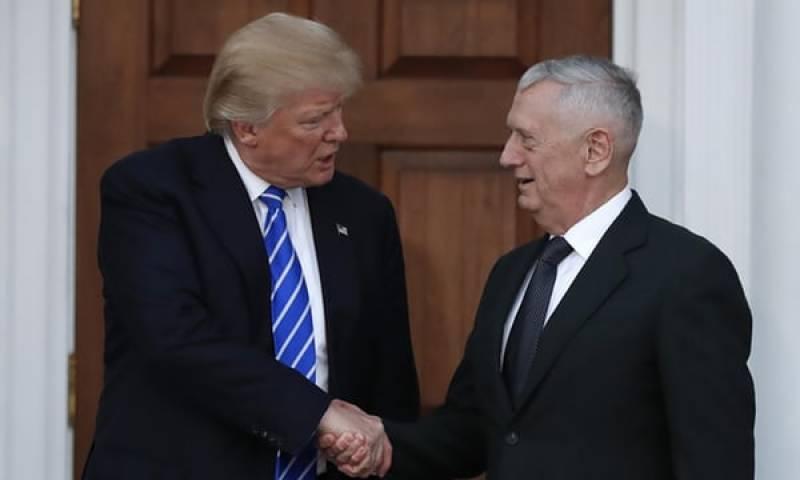 امریکا شمالی کوریا کیساتھ کیا کرنے والا ہے اہم اعلان ہو گیا