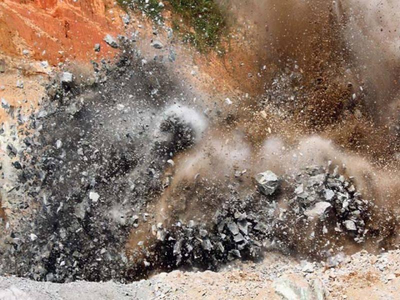 جنوبی وزیرستان، ایف سی کی گاڑی کے قریب بارودی سرنگ کا دھماکا، 2 اہلکار زخمی