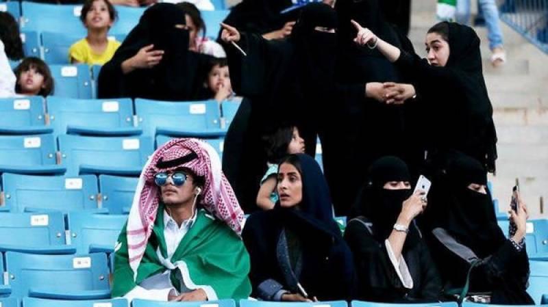 سعودی عرب،2018میں خواتین اسٹیڈیم میں کر کٹ میچ دیکھ سکیں گی
