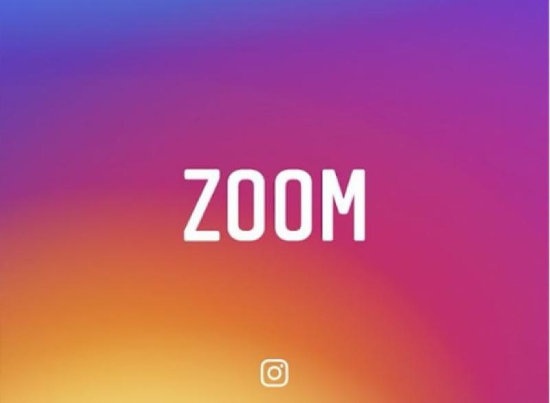 انسٹا گرام نے سپر زوم فیچر متعارف کروا دیا