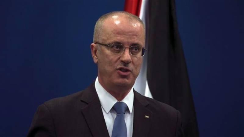برطانوی حکومت نے فلسطین میں یہودیوں کو غیرقانونی طور پر بسانے کی سازش کی ہے: فلسطینی وزیراعظم