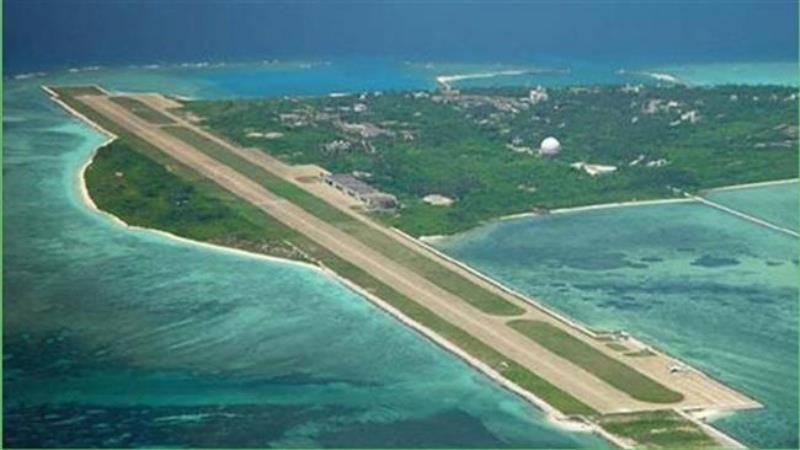 جنوبی چین کے سمندر میں مصنوعی جزیرے بنانے کا عمل جاری رکھیں گے: چین
