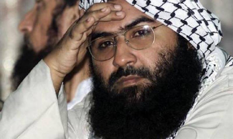 مولانا مسعود اظہر کو عالمی دہشت گرد قرار دینے کی انڈین کوشش ناکام