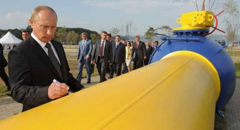 روس کا امریکی دباو کے باوجود پاکستان اور بھارت کو ایرانی گیس برآمد کرنے کا فیصلہ
