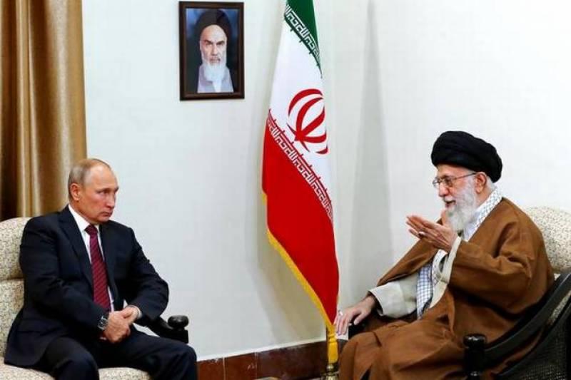 امریکہ کو تنہا کرنے کیلئے روس ہماری مدد کرے، ایران