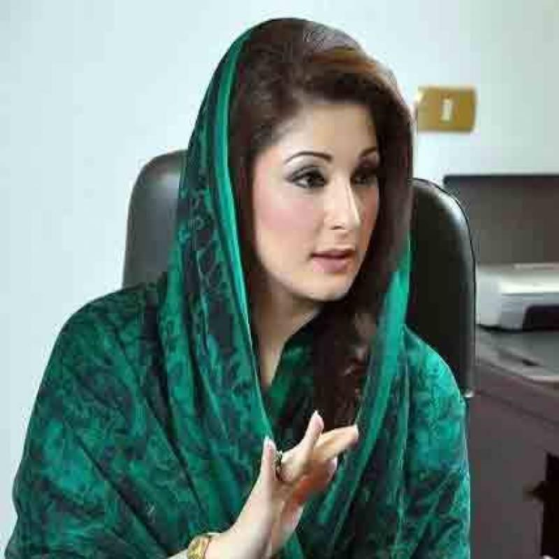 مریم نواز نے شریف خاندان میں رنجش کی خبروں کو بے بنیاد قرار دیدیا