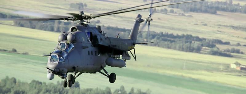 پاکستان میں روسی ہیلی کاپٹر کی آزمائشی پروازیں شروع