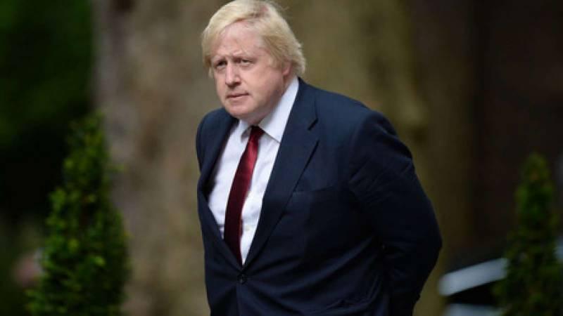 ہم ایران کیساتھ تجارتی تعلقات کو فروغ دینا چاہتے ہیں: برطانوی وزیر خارج