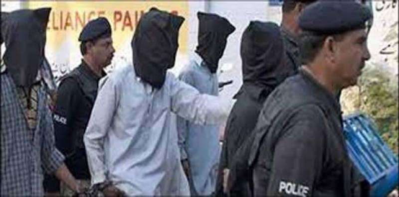 قانون نافذ کرنے والے اداروں کا کراچی میں سرچ آپریشن