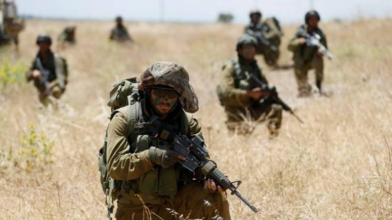 ضرورت پڑی تو شام میں اپنی فوج اتاریں گے ،اسرائیل کی دھمکی