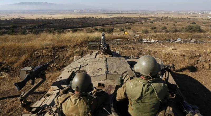 اسرائیل نے شام میں فوج داخل کرنے کی دھمکی دے دی