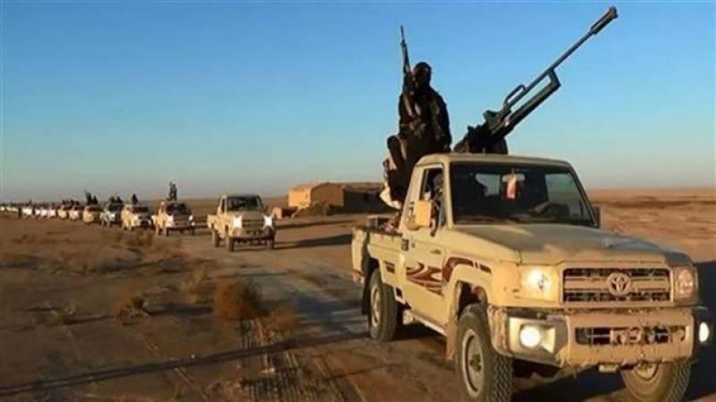 شام اور عراق میں داعش کو مزید شکست کا سامنا