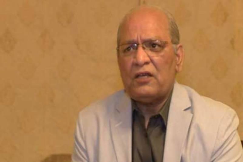 پیپلزپارٹی غیرجمہوری جماعت کا کردار ادا کر رہی ہے ،مشاہد اللہ خان