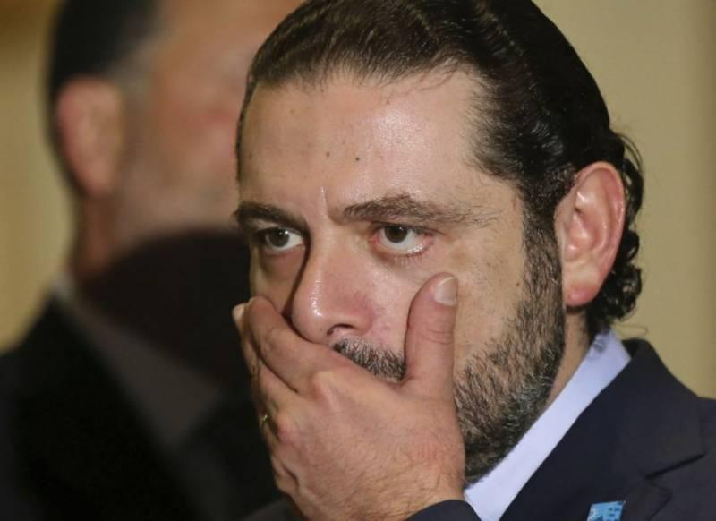 """لبنانی وزیراعظم کے"""" استعفیٰ"""" میں کس کا ہاتھ ؟ سعودی حکومت کا بیان بھی سامنے آگیا"""