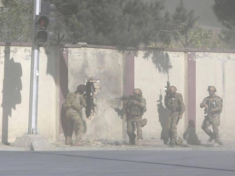 افغانستان،نجی چینل کے دفتر پر دہشت گردوں کا حملہ، نشریات بند