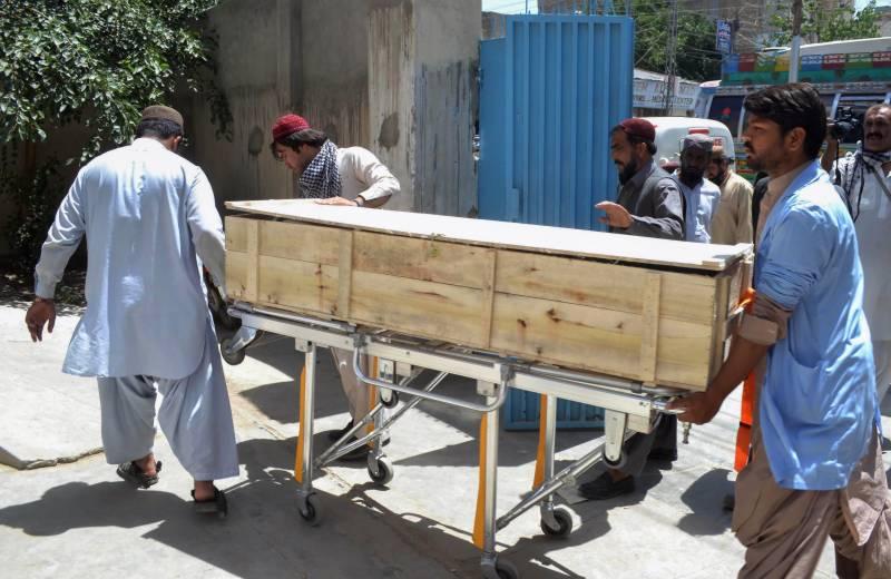 افغانستان سے پاکستانی سفارتکار کی میت پاکستان پہنچ گئی
