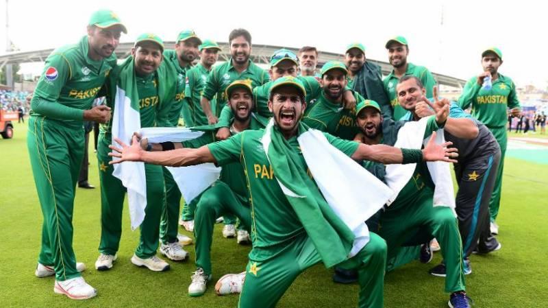 پاکستان ٹی 20 کرکٹ میں پہلے نمبر پر واپس آگیا