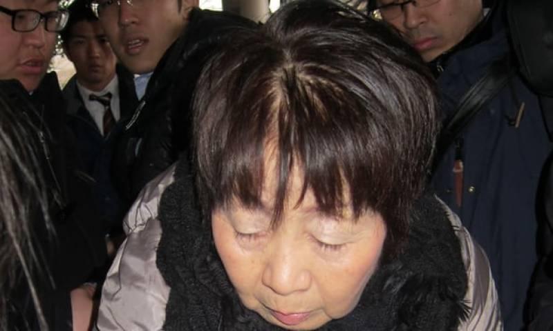 جاپان کی بدنام زمانہ بیوہ کو سزائے موت سنا دی گئی