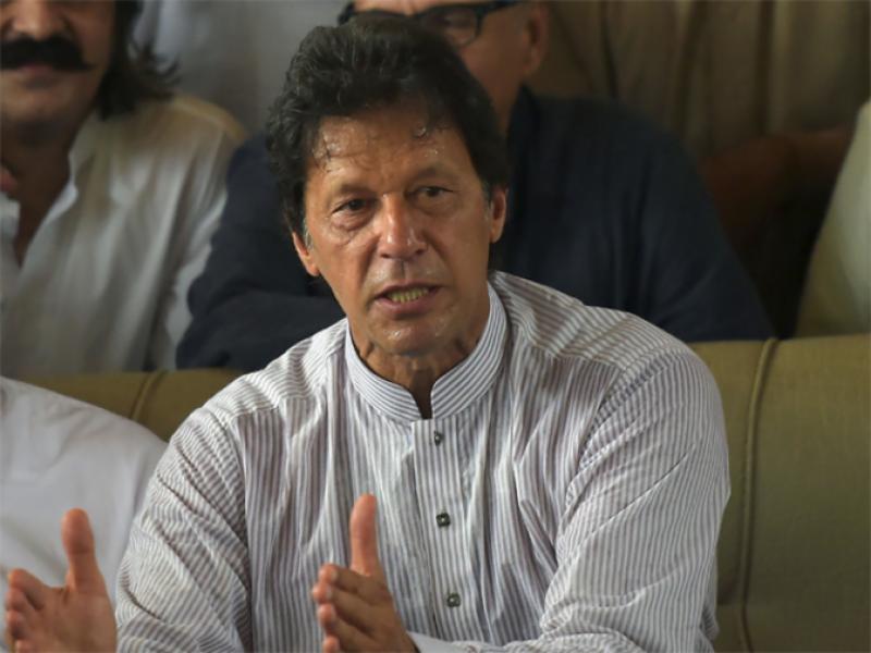 کرپشن بے نقاب کرنے پر نواز شریف ججز کو نشانہ بنا رہے ہیں، عمران خان