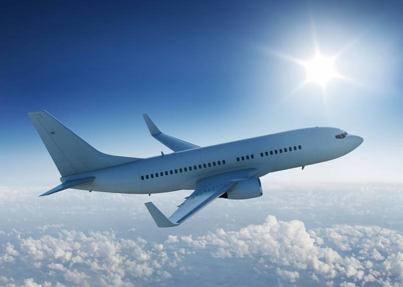 عموما طیاروں کا رنگ سفید کیوں ہوتا ہے؟ اہم انکشاف