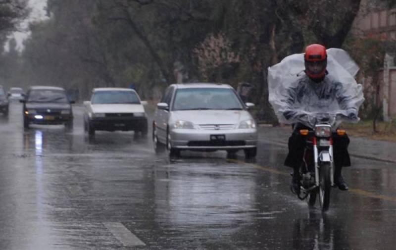 محکمہ موسمیات نے آئندہ ہفتے سے بارشوں کی پیش گوئی کر دی