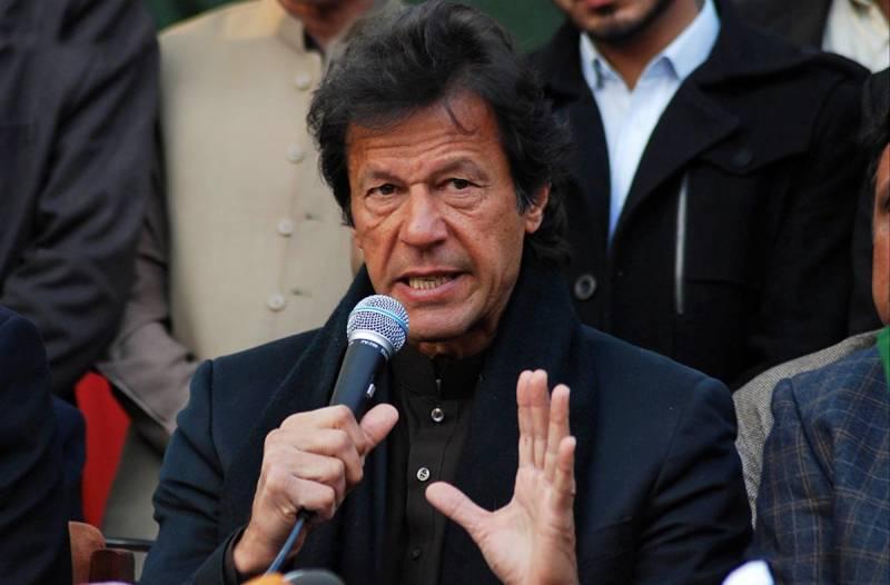 نواز شریف جاچکے، اب واپس نہیں آئیں گے ، عمران خان