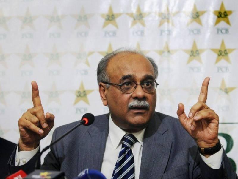 ویسٹ انڈین ٹیم آئندہ 5 سال تک پاکستان میں کرکٹ کھیلے گی، نجم سیٹھی