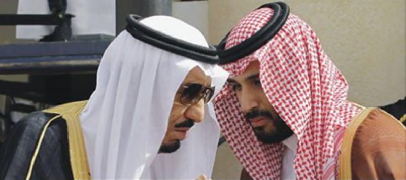 شاہ سلمان کی بیٹے کے حق میں دست برداری ، سعودی ذرائع نے رپورٹوں کی تردید کر دی