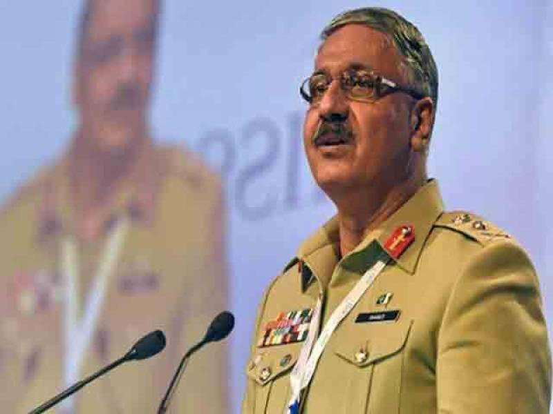 'بھارتی جارحیت سمیت ہر چیلنج سے نمٹنے کیلئے پاکستانی افواج تیار ہیں'