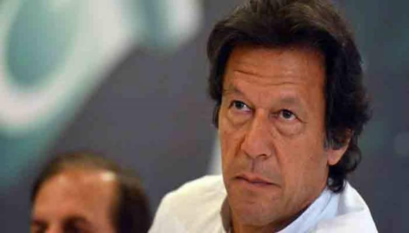 پر امن احتجاج کے اوپر دہشت گردی کا کیس بنا دیا گیا، عمران خان