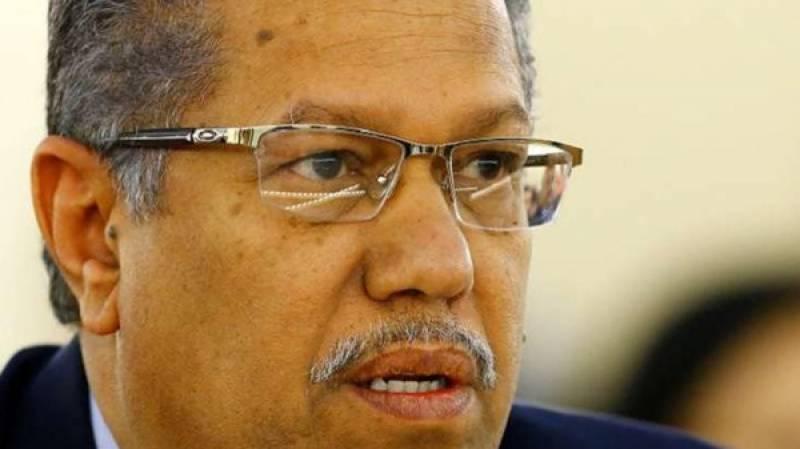 ایران عرب دنیا کا سب سے بڑا دشمن ہے: یمنی وزیر اعظم