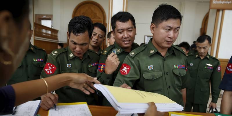 برمی فوج خود کو معصو م ثابت کرنا چاہتی ہے: ایمنسٹی