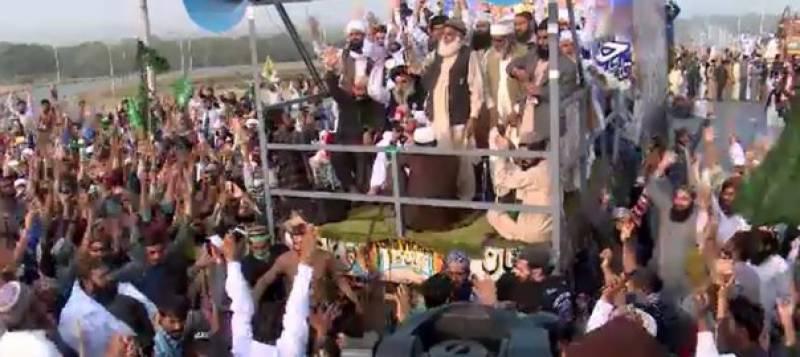 وفاقی وزراء کی اسلام آباد میں دھرنا ختم کرنے کی اپیل