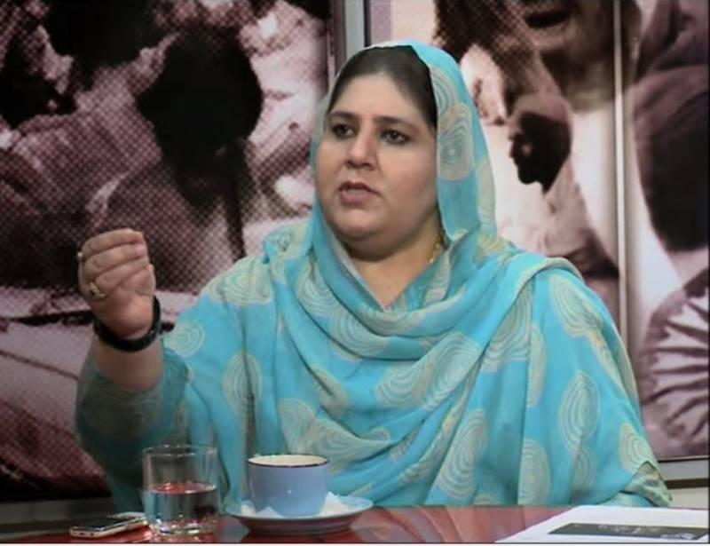 مسلم لیگ (ن) محاذ آرائی کی سیاست نہ کرے : مہرین انور راجہ