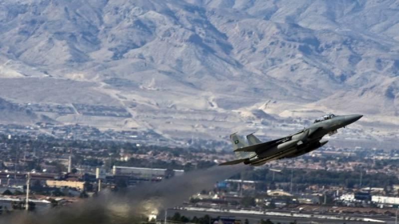 سعودی طیاروں کے یمن کے ہوائی اڈے پر حملے