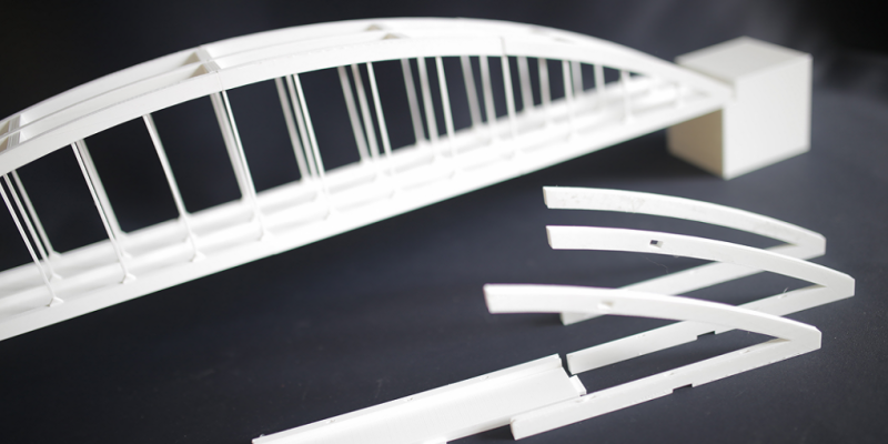 دبئی میں پل بنانے کیلئے تھری ڈی پرنٹنگ ٹیکنالوجی استعمال کی جائے گی