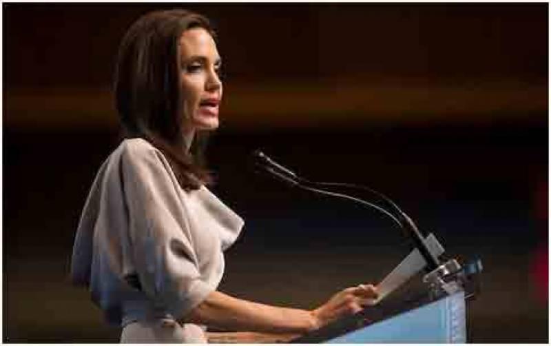 انجلینا جولی کی روہنگیا خواتین پر جنسی تشدد کی شدید مذمت
