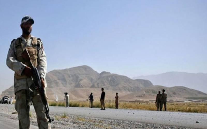 تربت، فائرنگ کے تبادلے میں کالعدم تنظیم کا کمانڈر یونس ہلاک