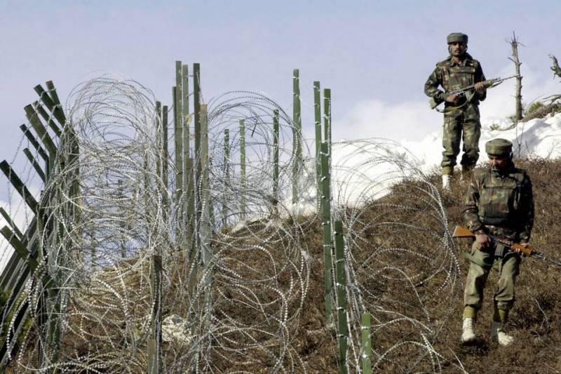 بھارتی فوج کی ایل او سی پر بلا اشتعال فائرنگ، خاتون شہید اور نوجوان زخمی