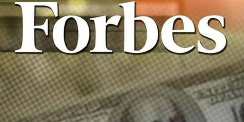 فوربز کی سالانہ فہرست میں 4پاکستانی بھی شامل ہوگئے