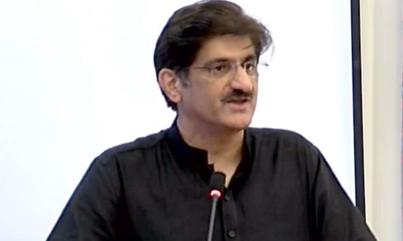 کراچی کے عوام کے ساتھ مزید ناانصافی نہیں ہونے دوں گا، مراد علی شاہ
