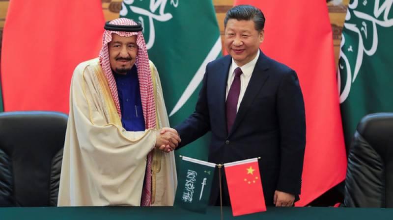 سعودی عرب کے ساتھ چین کا تعاون کبھی متزلزل نہیں ہو گا:چینی صدر