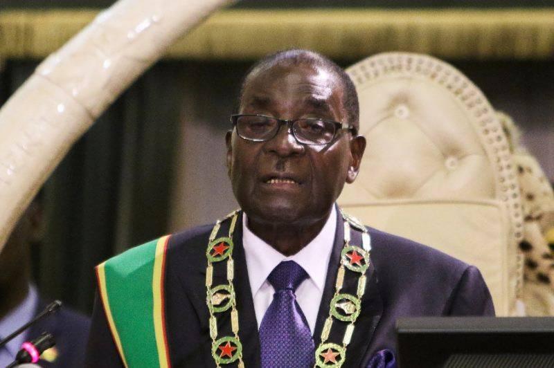 زمبابوے کے صدر کا فوج کیساتھ سمجھوتہ طے پا گیا