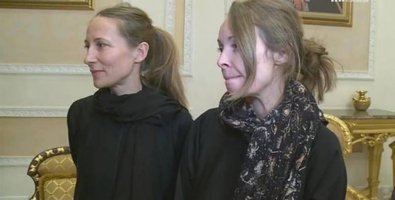 عرب اتحاد نے دو فرانسیسی صحافی خواتین کو بازیاب کرا لیا