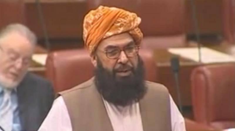 نئے بل نے واضح کردیا کہ قادیانیوں کی حیثیت غیر مسلم ہی ہے : مولانا عبدالغفور حیدری