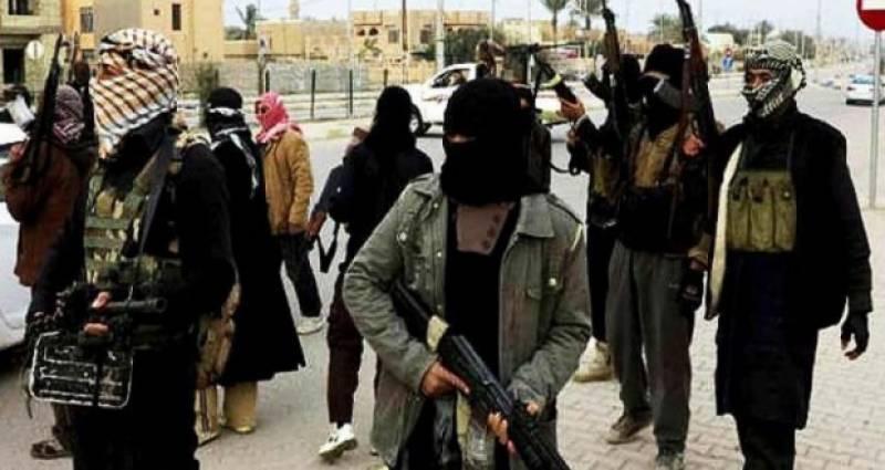عراق سے داعش کا مکمل خاتمہ ہو گیا