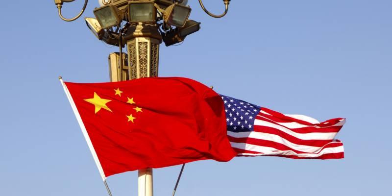 امریکہ چین کیساتھ مل کر کام کرنے کیلئے تیار ہے